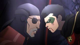 Baixar Deathstroke's talk with Damian (Teen Titans: The Judas Contract clip)