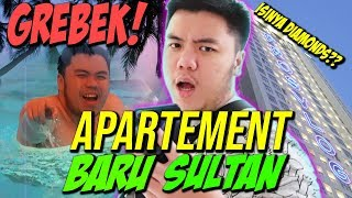 GREBEK ROOM TOUR APARTEMENT SULTAN ISINYA DIAMOND SAMA MAGIC CUBE??