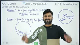 Class 9 Maths NCERT Ex 10.1 Introduction Ch 10 Circle screenshot 5