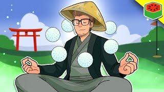 WORLD'S #1 GOLFING SENSEI! | Golf It