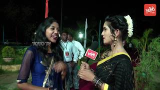 Singer Madhu Priya Singing Vachinde Song | 49th Cinegoers Film Award | YOYO AP Times