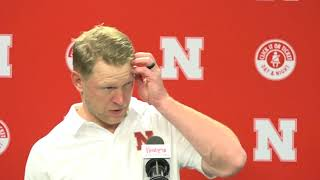 HOL HD: Scott Frost Northern Illinois Post Game comments