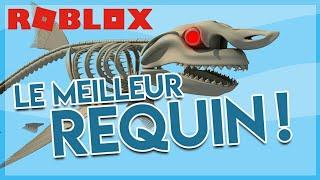 LE MEILLEUR REQUIN DE ROBLOX! Roblox Sharkbite