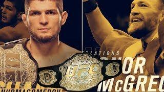 ПРОТИВОСТОЯНИЕ: КОНОР МАКГРЕГОР - ХАБИБ НУРМАГОМЕДОВ ! САМОЕ ДОРОГОЕ В UFC !