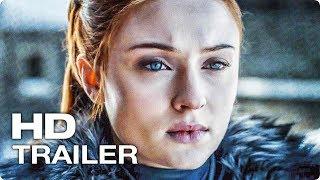 ИГРА ПРЕСТОЛОВ Сезон 8 Русский Трейлер #1 (НОВЫЙ, 2019) HBO Series