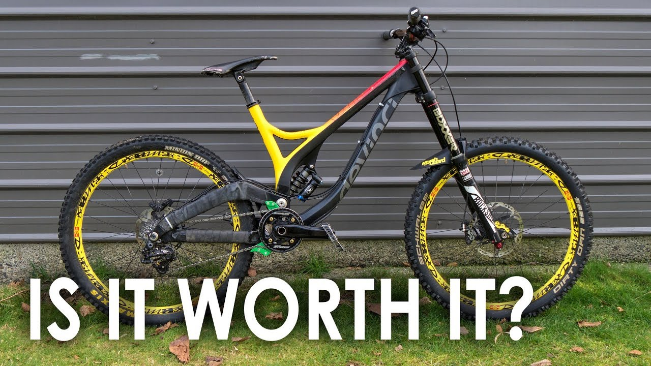 9bbb519d742 Are Used Bikes Worth It? – The Truth about my Devinci Wilson (Learn from my  Mistake!)