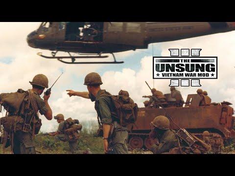 ArmA3 Mod Review (german) - UNSUNG - Vietnam