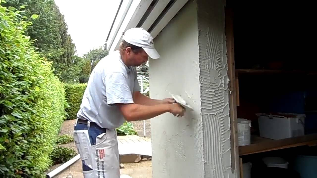 Af modish Netpuds Renovering af udvendige facader (første lag inkl. net ZV92