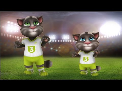 My Talking Tom - Tom Little and large Walkthrough 5