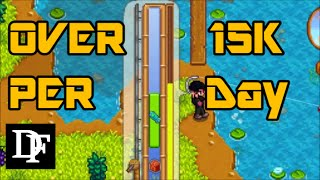 Stardew Valley - Fishing Trick - Lots of Money Fast!