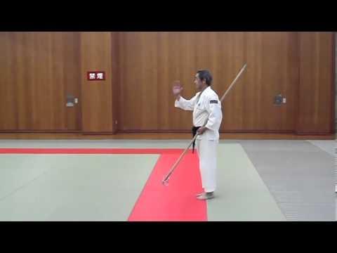 棒友會 160 義和拳第一系相対(受側)bo-yu-kai 160 GiwaKen-1 pair (block ...