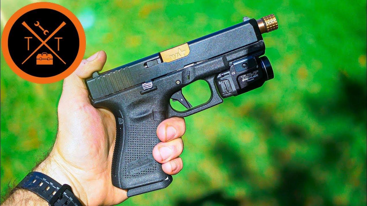 Glock 19 Gen 4 & Gen 5 Upgrades | WHEATON ARMS Glock Trigger