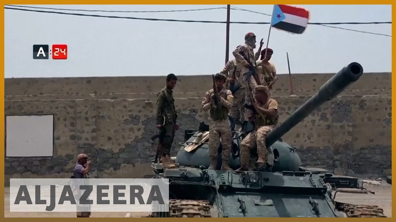 '400 UAE vehicles' used in Yemen offensive to seize Aden