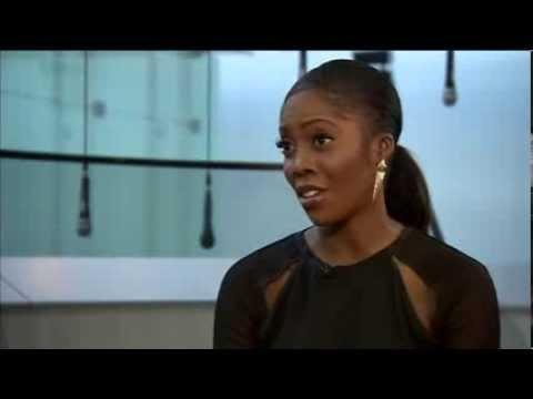Nigeria's Tiwa Savage takes centre stage