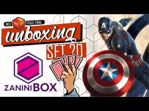 Com PROMOÇÃO! Unboxing