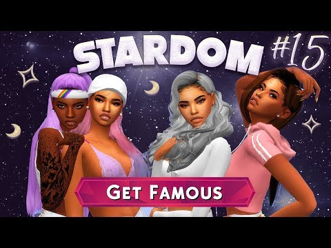 Stardom ⭐The Sims 4 Get Famous ⭐#15 GRIND TIME thumbnail