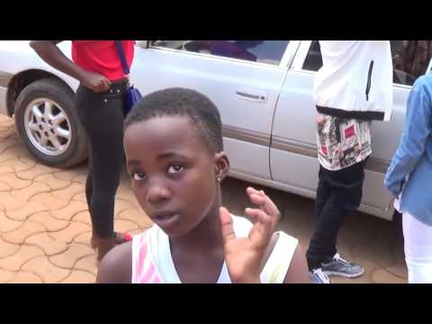 Bwalida - Anitah Kalule (Triplets Ghetto Kids) Behind The Scene thumbnail