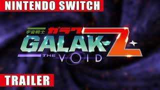 GALAK-Z: The Void - Deluxe Edition Nintendo Switch Announcement Trailer