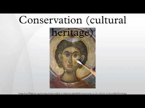 Conservation (cultural heritage)