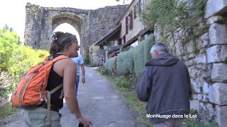 Saint-Cirq Lapopie - Reportage MonNuage.com