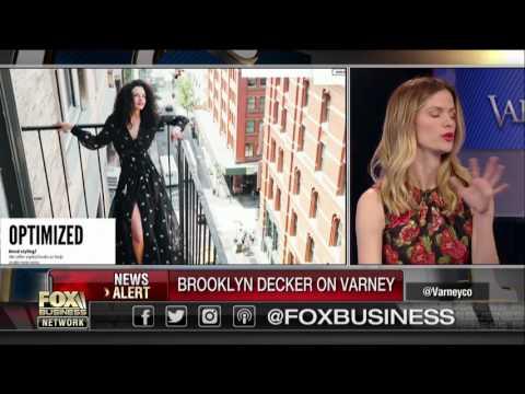 Brooklyn Decker: Andy Roddick helped me utilize my wardrobe better