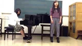 2人で初投稿です。 今回はChe'Nelleの君に贈る歌を歌いました。 ピアノ...