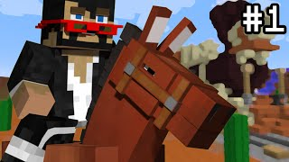 Minecraft: THE WILD WEST