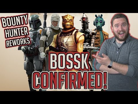 Bossk and Bounty Hunter Reworks Confirmed! Developer Interview! | Star Wars: Galaxy of Heroes