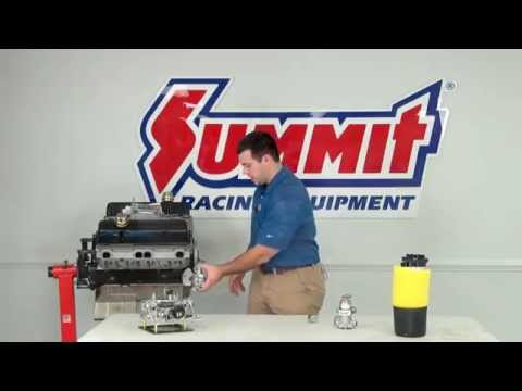 Electric vs Mechanical Fuel Pump - Summit Racing Quick Flicks