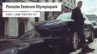 Fast Lane Poetry, Chapter #1 – Porsche Cayenne S