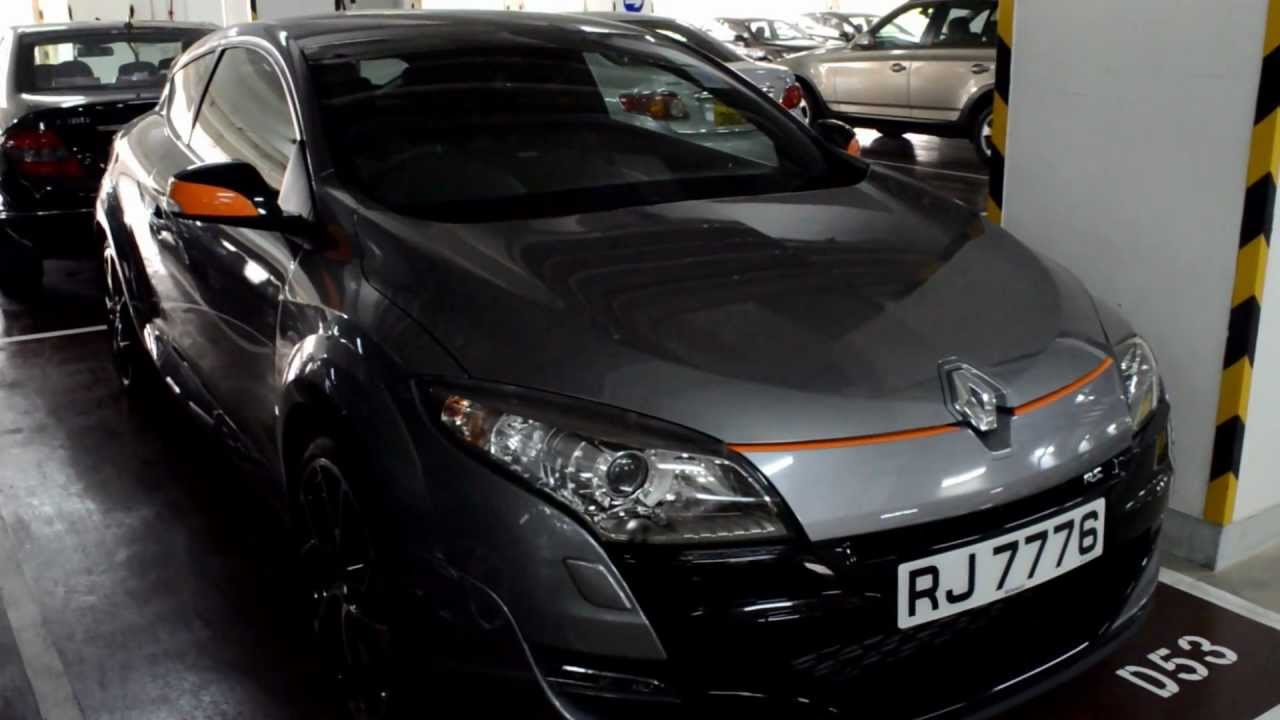 hong kong renault megane rs tuned and nice looking youtube. Black Bedroom Furniture Sets. Home Design Ideas