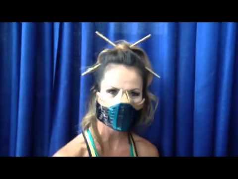 Mortal Combat Personal Trainer At #SDCC