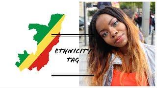 ETHNICITY TAG 'CONGO'