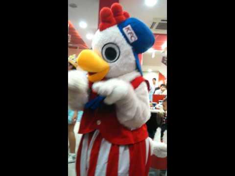 Vũ điệu gà KFC
