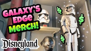 GALAXYS EDGE SHOPPING! | Exploring ALL shops in Star Wars: Galaxy's Edge