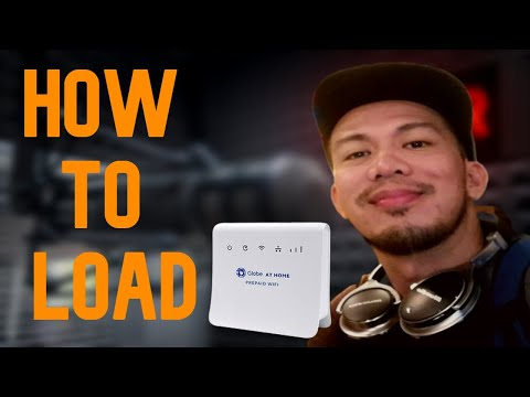 How to Load Globe At Home Prepaid WiFi