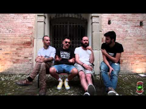 Radio Bombay intervista Barbatosta, Nestor e Bartok dei Nobraino