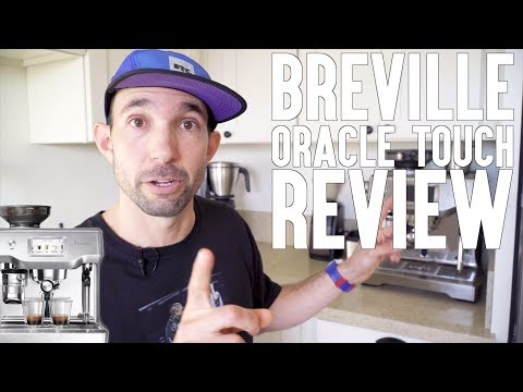 Breville Oracle Touch Review | Home Espresso Machine | Real Chris Baca
