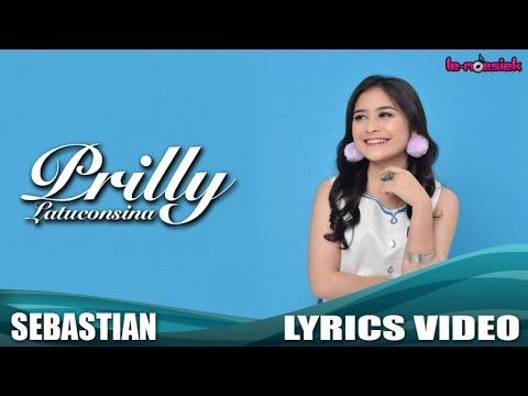 Prilly Latuconsina - Sebastian (Sebatas Teman Tanpa Kepastian) (Official Lyric Video)