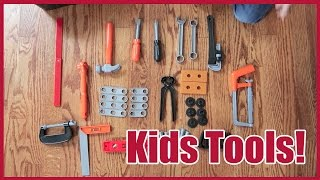 Home Depot Talking Toolbox For Kids