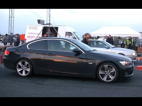 Audi S2 Coupe Turbo Vs. BMW 3 Series