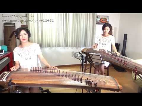 Henry Mancini-Moon River Gayageum ver. by Luna