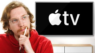 Apple should make an actual Television