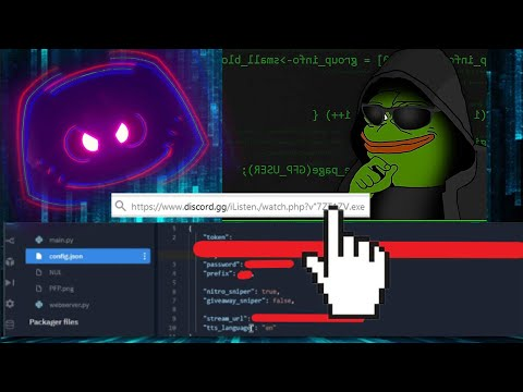 Hacker leaks his OWN information after Nuking my Discord Server