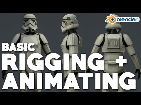 Rig and Animate ANYTHING in Blender