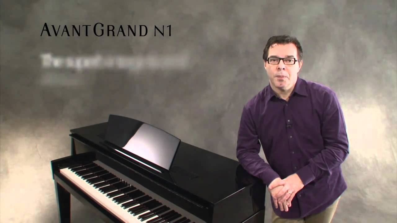 AvantGrand N1 Introduction