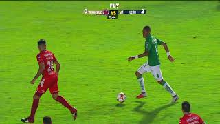 Veracruz 0-4 León | J11 - Apertura 2018