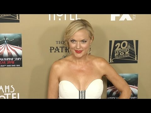 "Elaine Hendrix // ""American Horror Story HOTEL"" Premiere Red Carpet Arrivals"