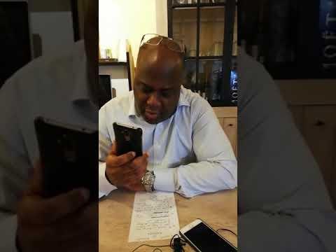 Felix Tshisekedi demande de retirer sa signature sur l´accord de Geneve