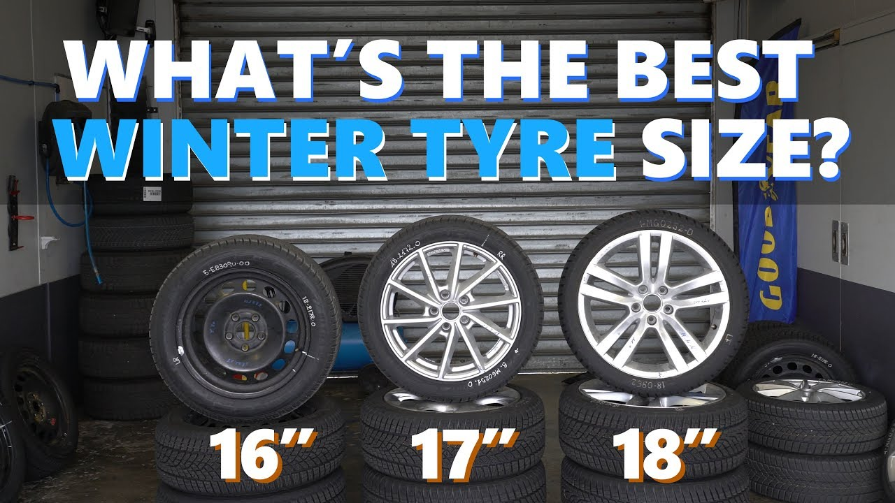 The Differences Between 16 17 And 18 Inch Winter Tyres